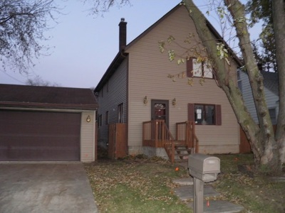 Davenport IA Single Family Home For Sale: $55,500