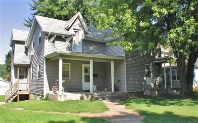 Clinton Multi Family Home For Sale: 2718 Pershing