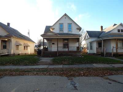 Davenport Single Family Home For Sale: 2313 Hobson