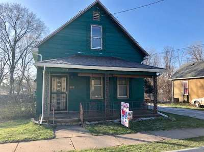 Davenport Single Family Home For Sale: 2909 Indian Road