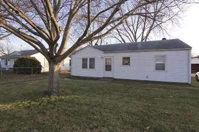 Davenport Single Family Home For Sale: 2607 W 69th