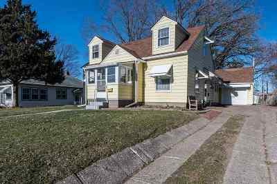 Davenport Single Family Home For Sale: 1338 W High