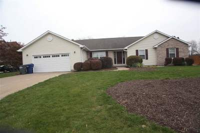 bettendorf Single Family Home For Sale: 3439 Woodcrest
