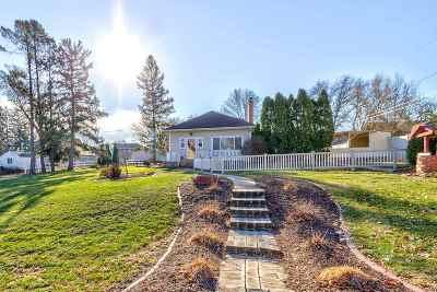 Davenport Single Family Home For Sale: 905 E Pleasant