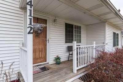 Davenport Single Family Home For Sale: 4112 N Lincoln