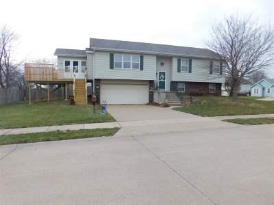 Davenport Single Family Home For Sale: 6010 N Hancock