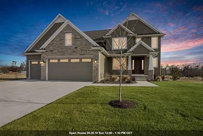 Bettendorf Single Family Home For Sale: 7011 St. Ann