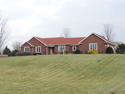 Davenport Single Family Home For Sale: 6801 Jersey Ridge