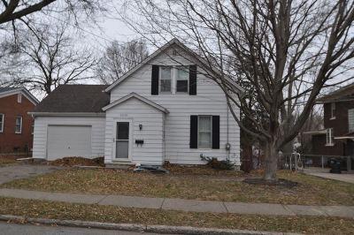 Davenport Single Family Home For Sale: 2030 Pershing