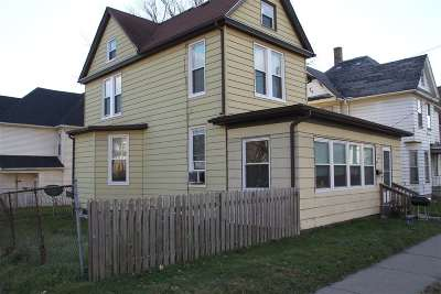 Davenport Single Family Home For Sale: 903 W 6th