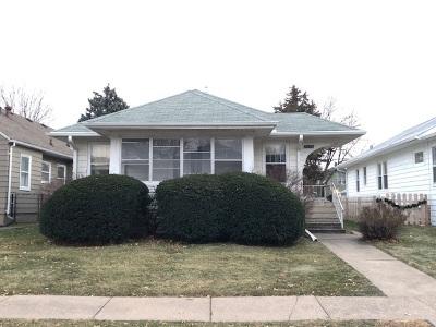 Davenport Single Family Home For Sale: 2755 E Pleasant