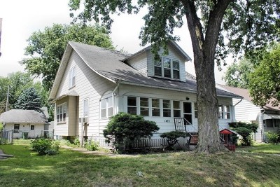 Clinton Single Family Home For Sale: 1422 N 3rd
