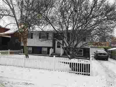 Clinton Single Family Home For Sale: 1221 S 8th