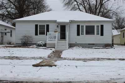 Davenport IA Single Family Home For Sale: $115,000