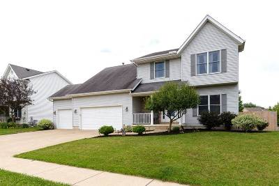 Bettendorf Single Family Home For Sale: 3915 Raleigh