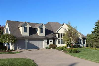 Bettendorf Single Family Home For Sale: 19177 Wells Ferry