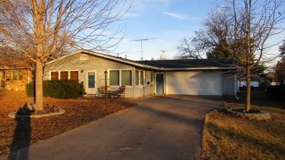 Clinton Single Family Home For Sale: 1225 N 4th