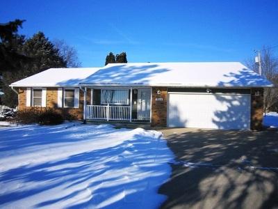 Clinton Single Family Home For Sale: 1524 Main
