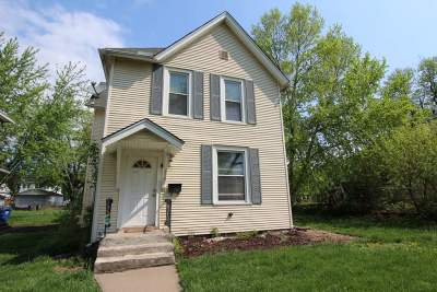 Davenport Single Family Home For Sale: 710 W 16th