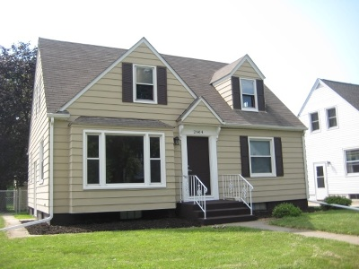Davenport Single Family Home For Sale: 2604 Pacific
