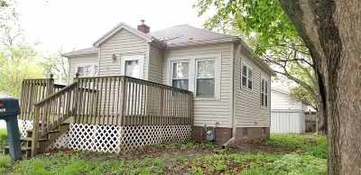 Clinton Single Family Home For Sale: 2460 Barker