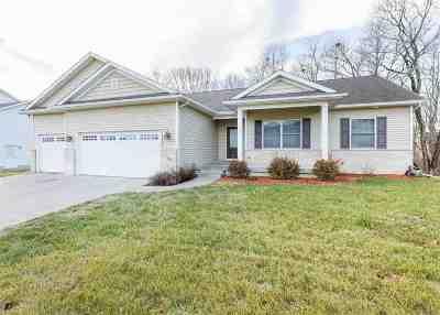Le Claire Single Family Home For Sale: 900 Iowa