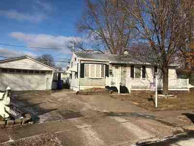 Davenport Single Family Home For Sale: 3837 Sunnyside