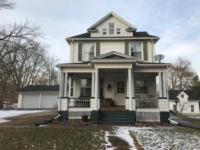 Single Family Home For Sale: 114 1st