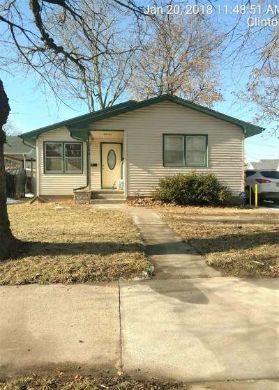 Single Family Home For Sale: 614 S 6th