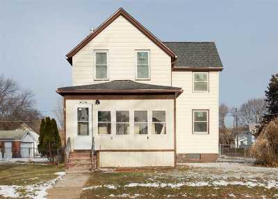 Davenport Single Family Home For Sale: 2704 Jackson