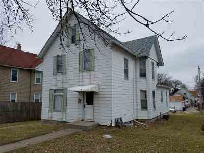 Multi Family Home For Sale: 2809 7th Ave