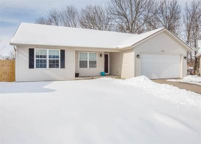 Davenport IA Single Family Home For Sale: $204,900