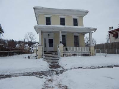 Davenport IA Single Family Home For Sale: $69,900