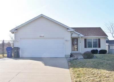 Davenport IA Single Family Home For Sale: $179,900