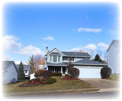 Davenport IA Single Family Home For Sale: $264,900