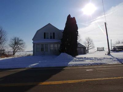 Thomson IL Single Family Home For Sale: $22,500