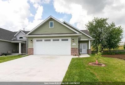 Davenport IA Single Family Home For Sale: $243,900