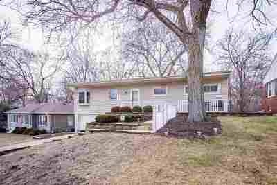 Davenport IA Single Family Home For Sale: $159,900