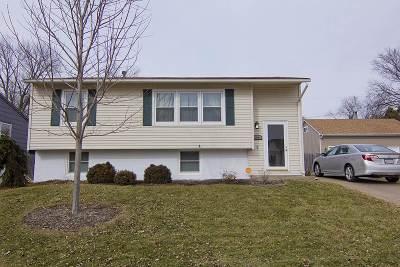 Davenport IA Single Family Home For Sale: $127,000
