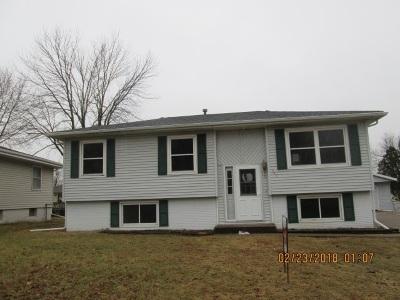 Davenport IA Single Family Home For Sale: $134,900
