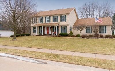 Davenport IA Single Family Home For Sale: $319,900