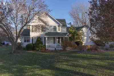 Eldridge Single Family Home For Sale: 27129 208th