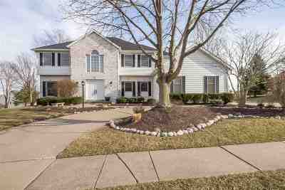 bettendorf Single Family Home For Sale: 5695 18th