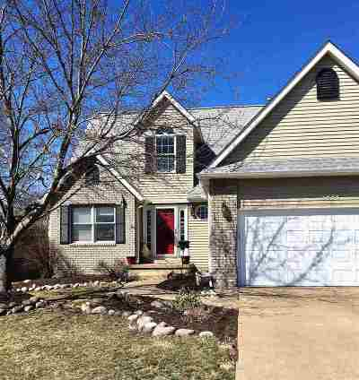 bettendorf Condo/Townhouse For Sale: 4688 Crow Creek