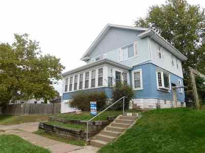Davenport Single Family Home For Sale: 2111 Mississippi