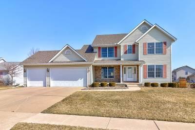 Davenport IA Single Family Home For Sale: $297,500