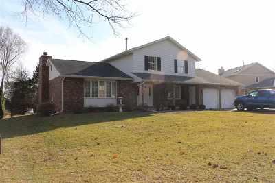 Davenport IA Single Family Home For Sale: $284,900