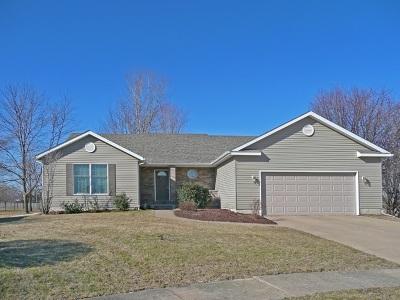Davenport IA Single Family Home For Sale: $300,000