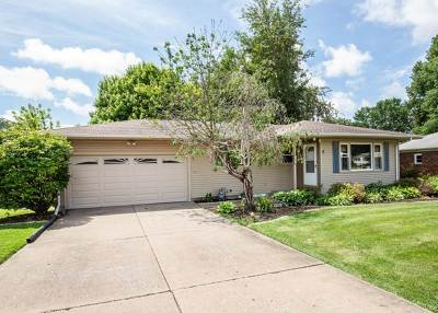 Davenport Single Family Home For Sale: 1723 W 37th