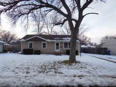 bettendorf Rental For Rent: 2512 Holly
